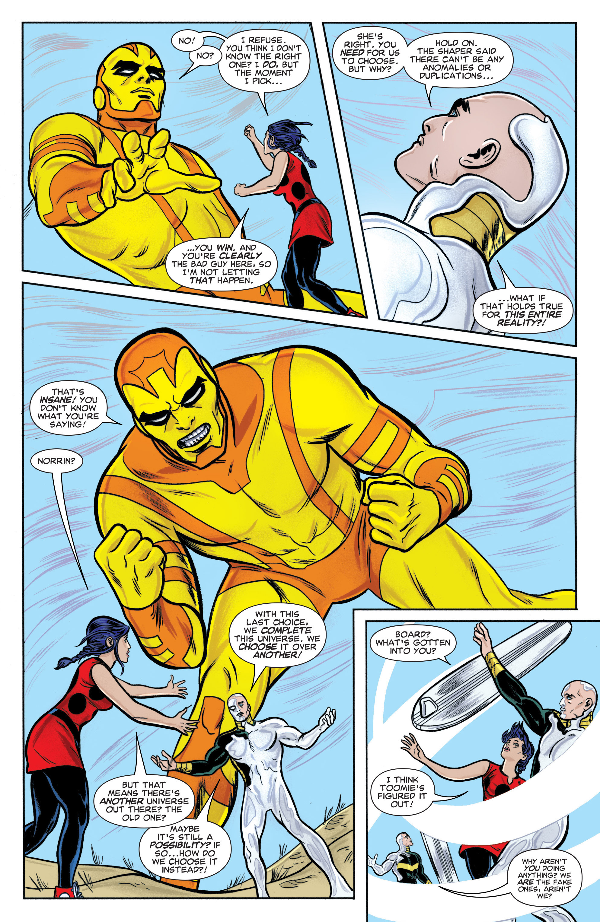 Read online Silver Surfer (2014) comic -  Issue #15 - 12