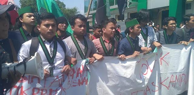 Mahasiswa Untirta Minta Rektorat Pulangkan Ma'ruf Amin