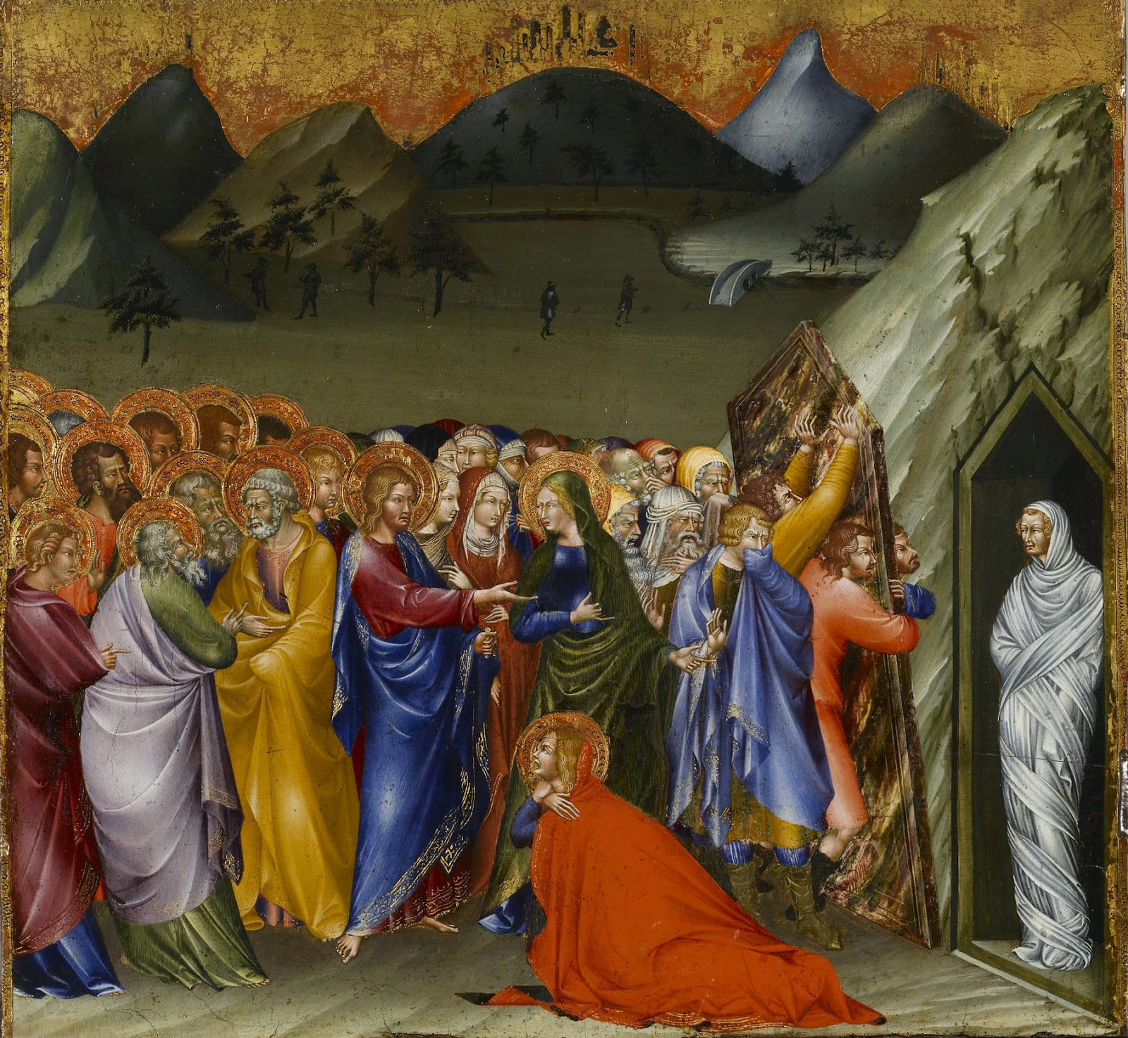Thomas S Story For 5th Sunday Of Lent Year A