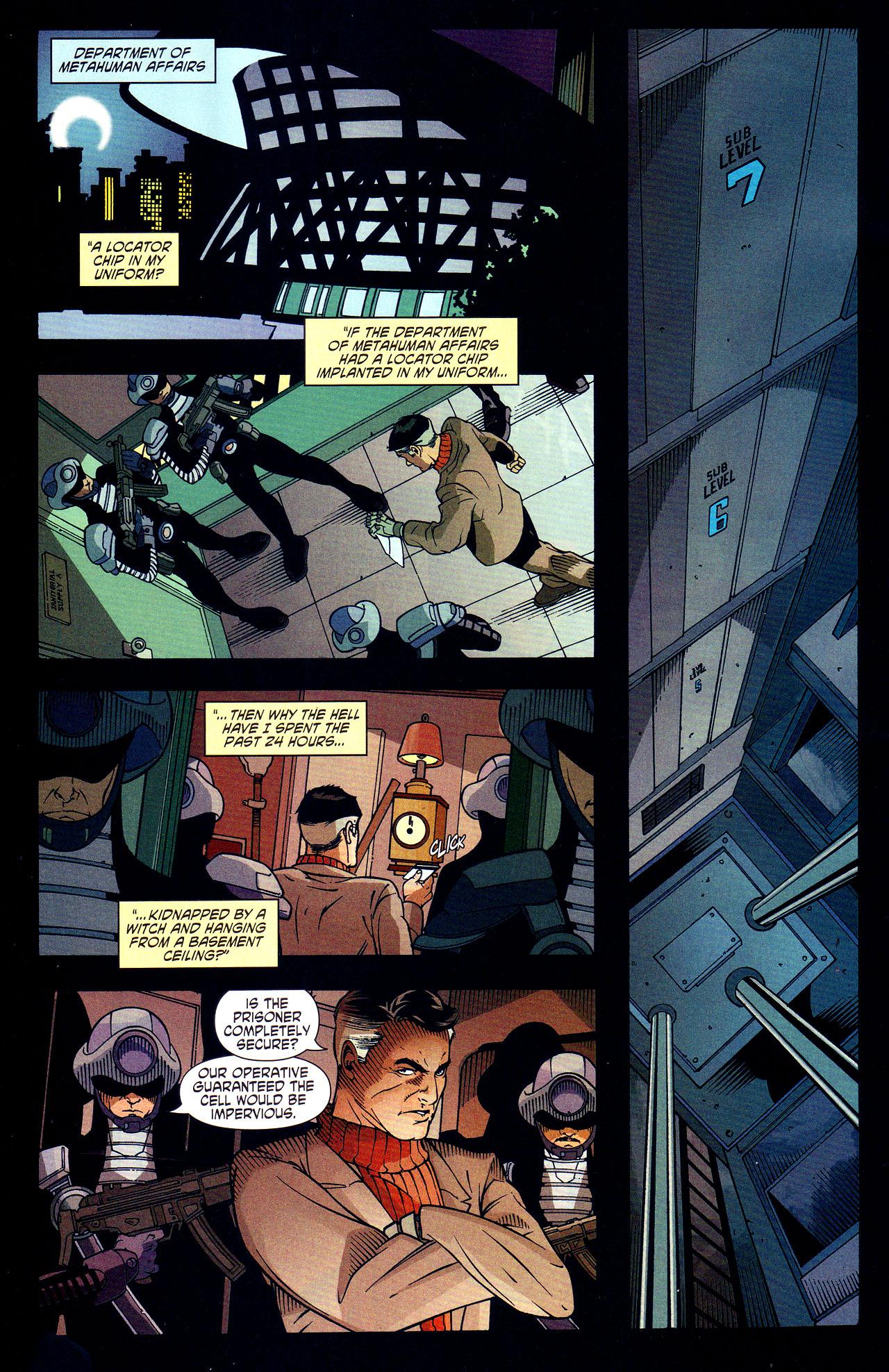 Read online Wonder Woman (2006) comic -  Issue #7 - 18