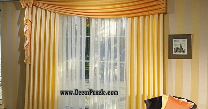 the best curtain styles and designs ideas 2017 rh decorpuzzle com  curtain styles and designs 2018