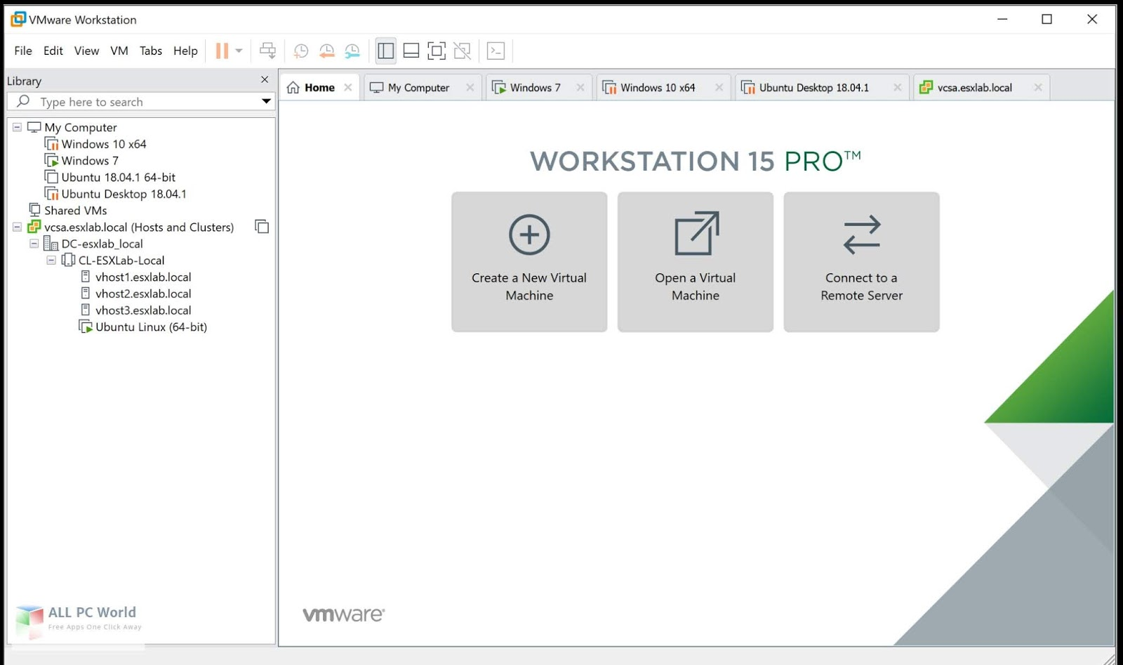 HAXOR NOX: VMware Workstation Pro 15 0 2 Free Download with Player