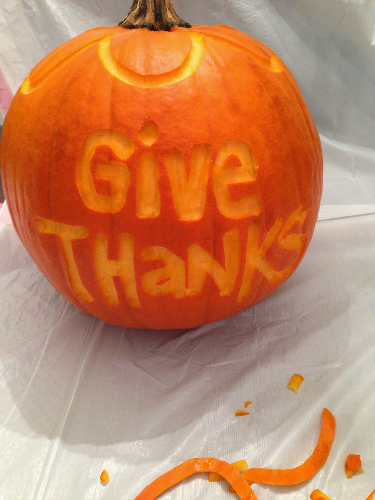 Pumpkin Etching- The Creative Confectionista