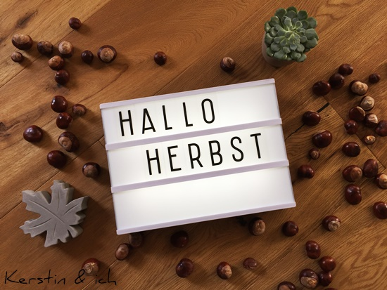 Hallo Herbst Lightbox