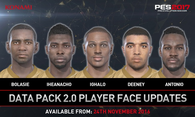 Data Pack 2.0 Face 4