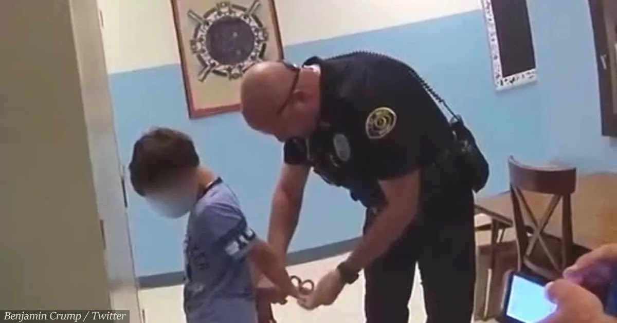 Florida Police Arrests 8-Year-Old Boy With Special Needs: Video