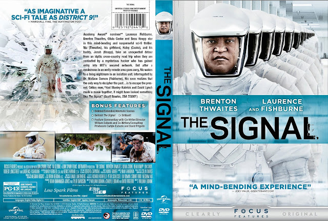 The Signal DVD Cover