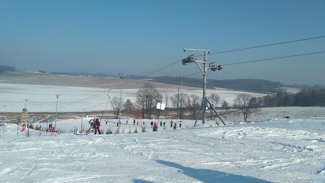 Snow&Ski Machnice okolice Wrocławia narty