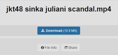 foto video sinka juliani skandal jkt48 pacar graduate