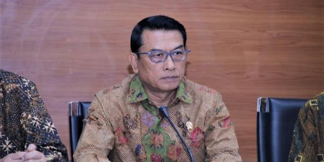 Moeldoko Ingatkan Tim Prabowo: Jangan Main-main, Saya akan Mainkan Juga