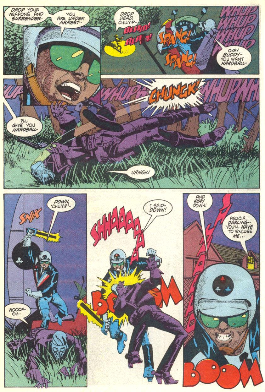 American Flagg! issue 16 - Page 19