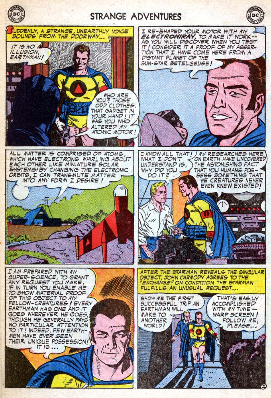 Strange Adventures (1950) issue 50 - Page 22