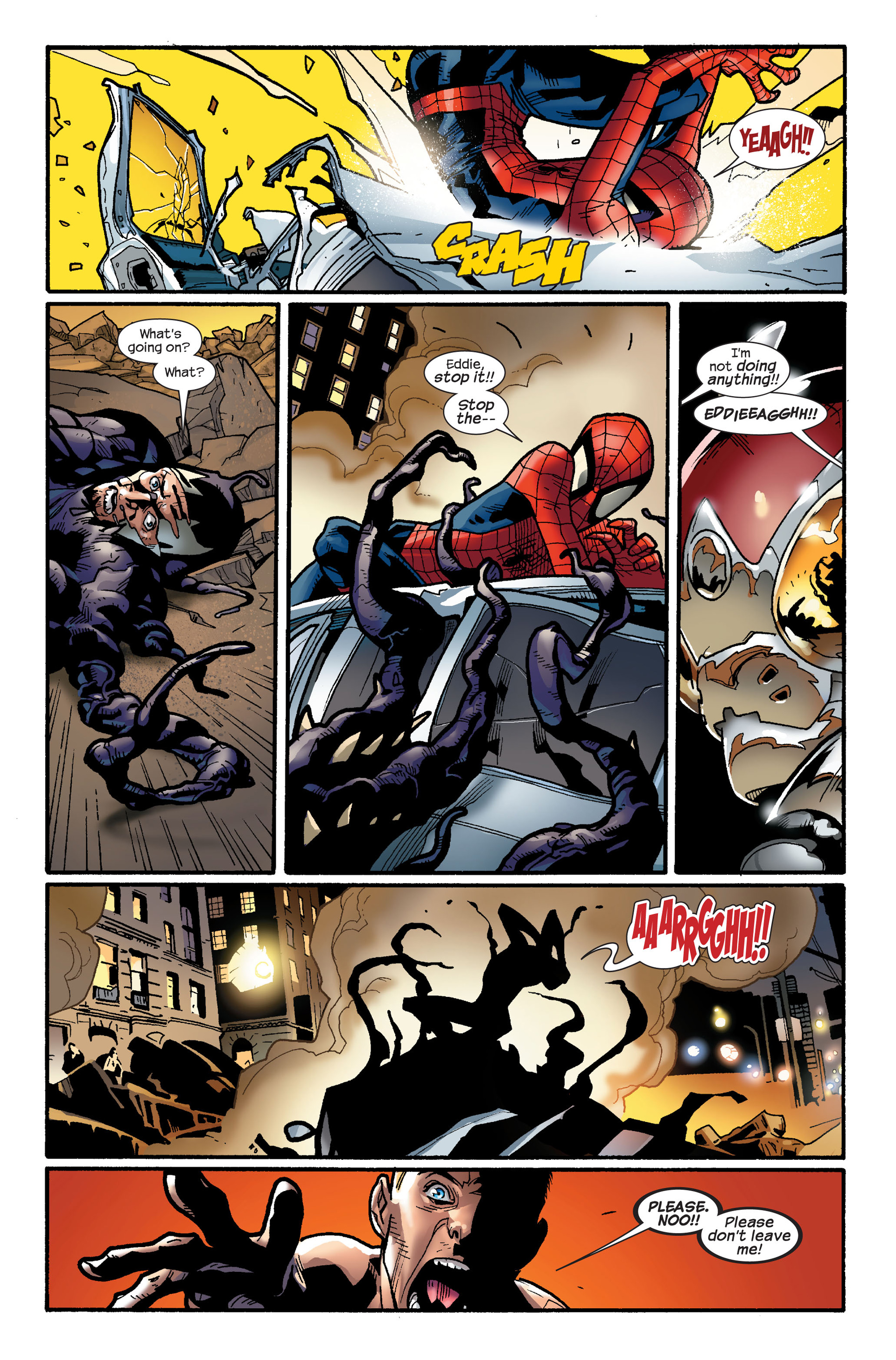 Read online Ultimate Spider-Man (2000) comic -  Issue #125 - 20