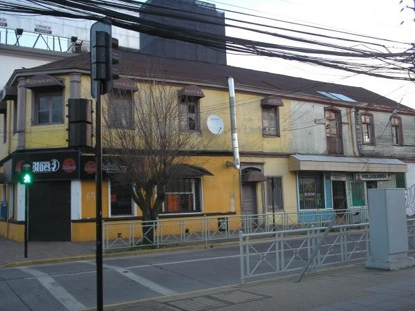 Huellas de temuco temuco antiguo la casa menzel for Casa de musica temuco