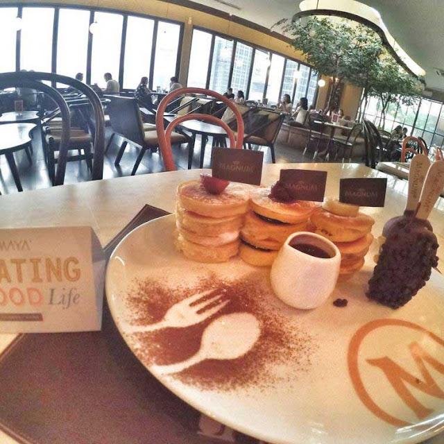 Magnum Café - Tempat Makan Murah di Jakarta