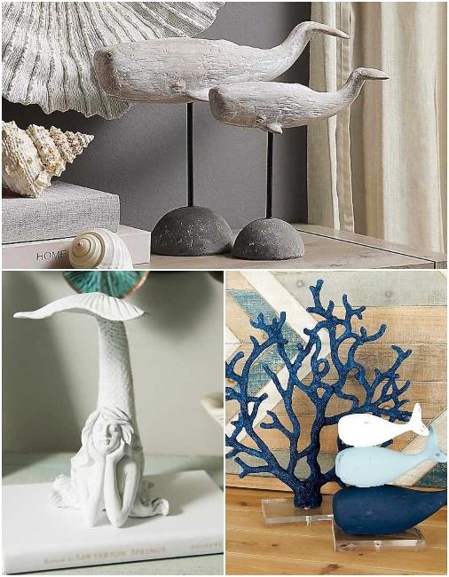 Coastal Figurines
