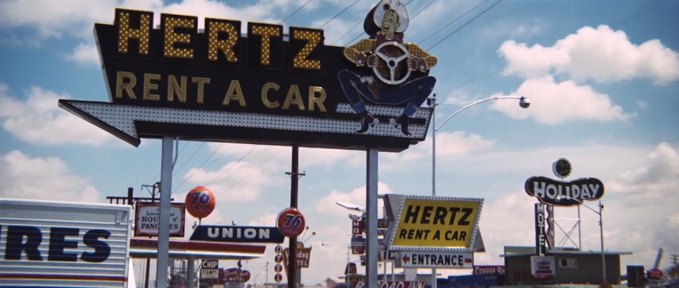 Hertz car return las vegas airport 17