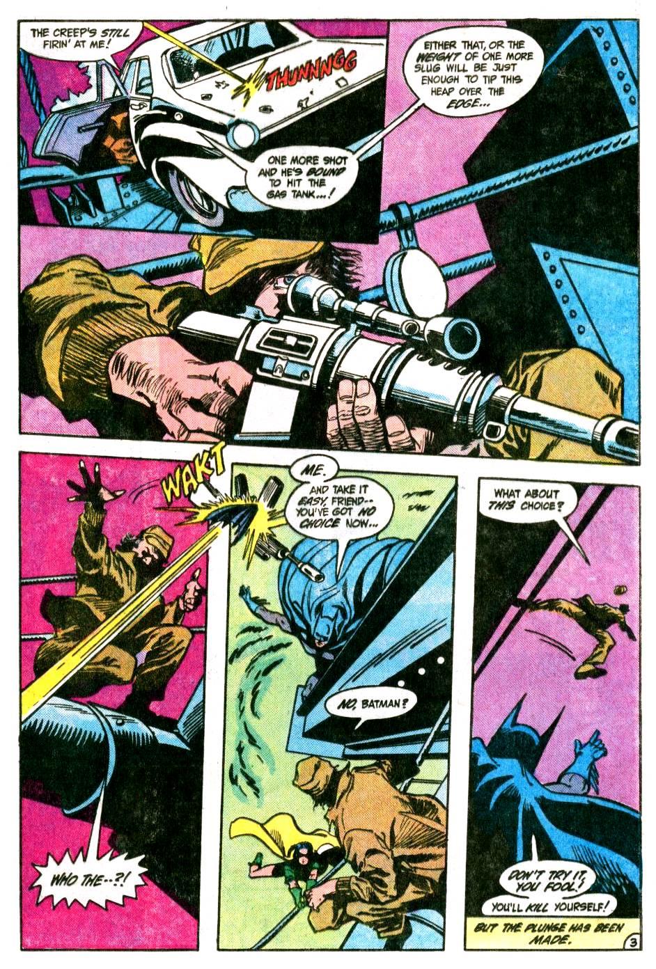 Detective Comics (1937) 542 Page 3