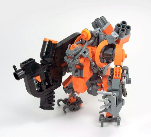 Cosas de Kiko: Lego - Robots, Naves & Armas (2ª entrega de 2)