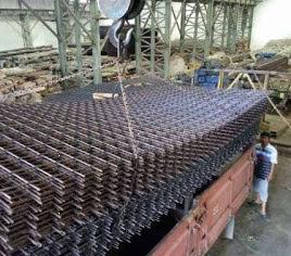 Jual Wiremesh Besi   Distributor Besi Wiremesh Lembaran Dan Gulungan (Roll)