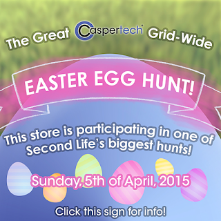 Caspertech Easter Egg Hunt