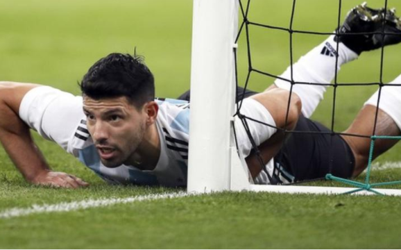 Sergio Aguero taken to the hospital after collapsing in the dressing room following Nigeria's 4 - 2 victory over Argentina