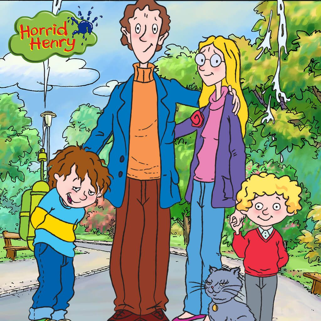 London 10 May Nickelodeon UK Ireland Has Acquired The Complete Series Of Novel Entertainments Horrid Henry Which Will Launch With A Seven Day Themed