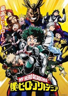 Boku no Hero Academia S1 S2 BD Sub Indo+OVA