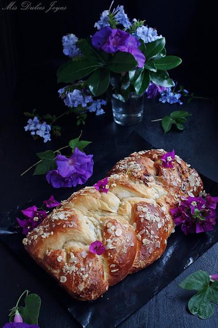 cheese-blueberry-bread, bollo-de-quark-y-arandanos