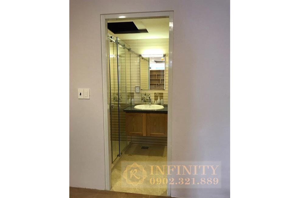cho thuê văn phòng everrich infinity - hướng phòng tắm
