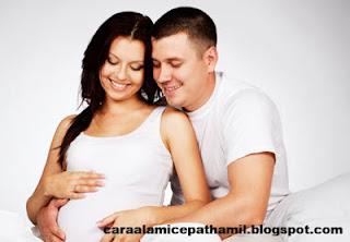 Menghitung Berat Badan Ideal Ibu Hamil.