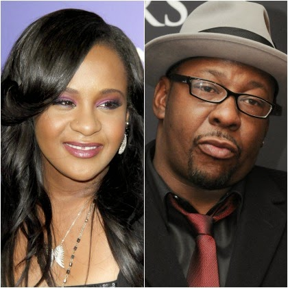 Bobby Brown Issues Statement over Reports that Family is Saying Goodbye to Bobbi Kristina