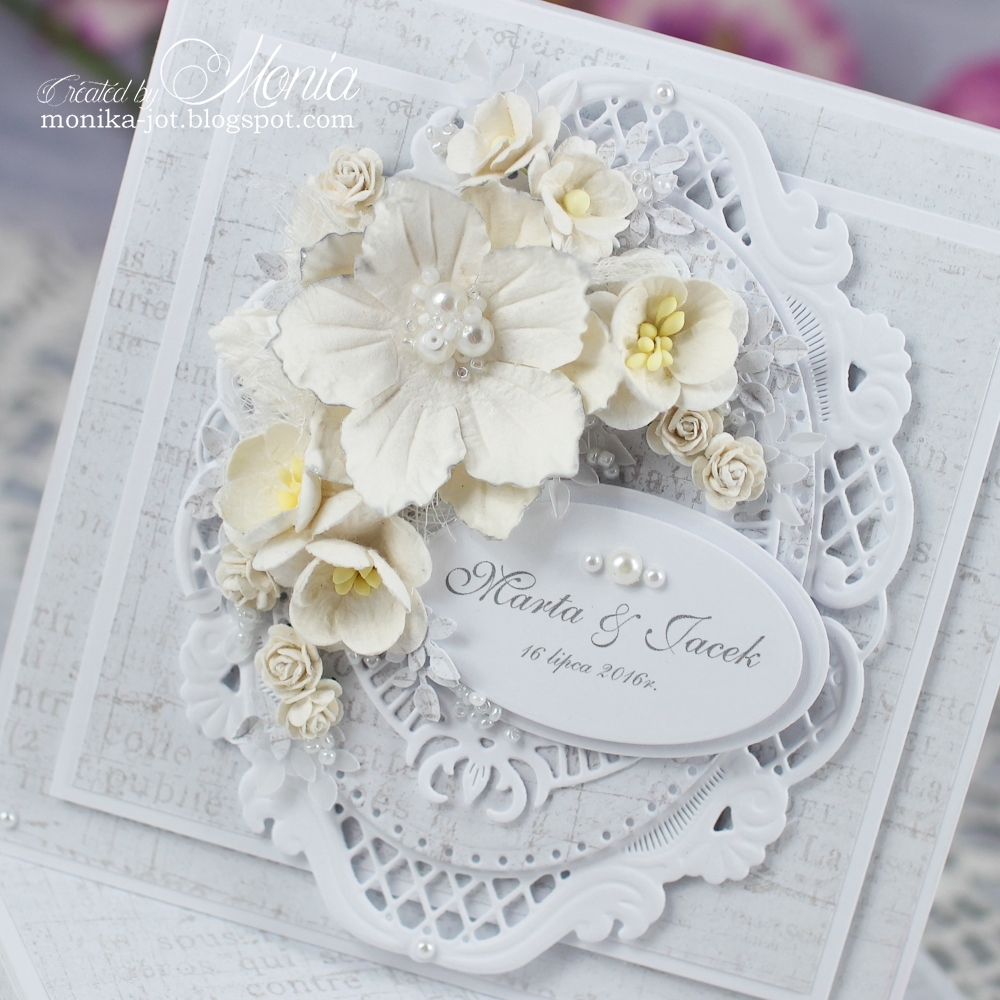 Wedding Ideas On Pinterest: Wild Orchid Crafts: Wedding Card