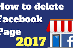 How To Delete A Page I Created On Facebook 2018