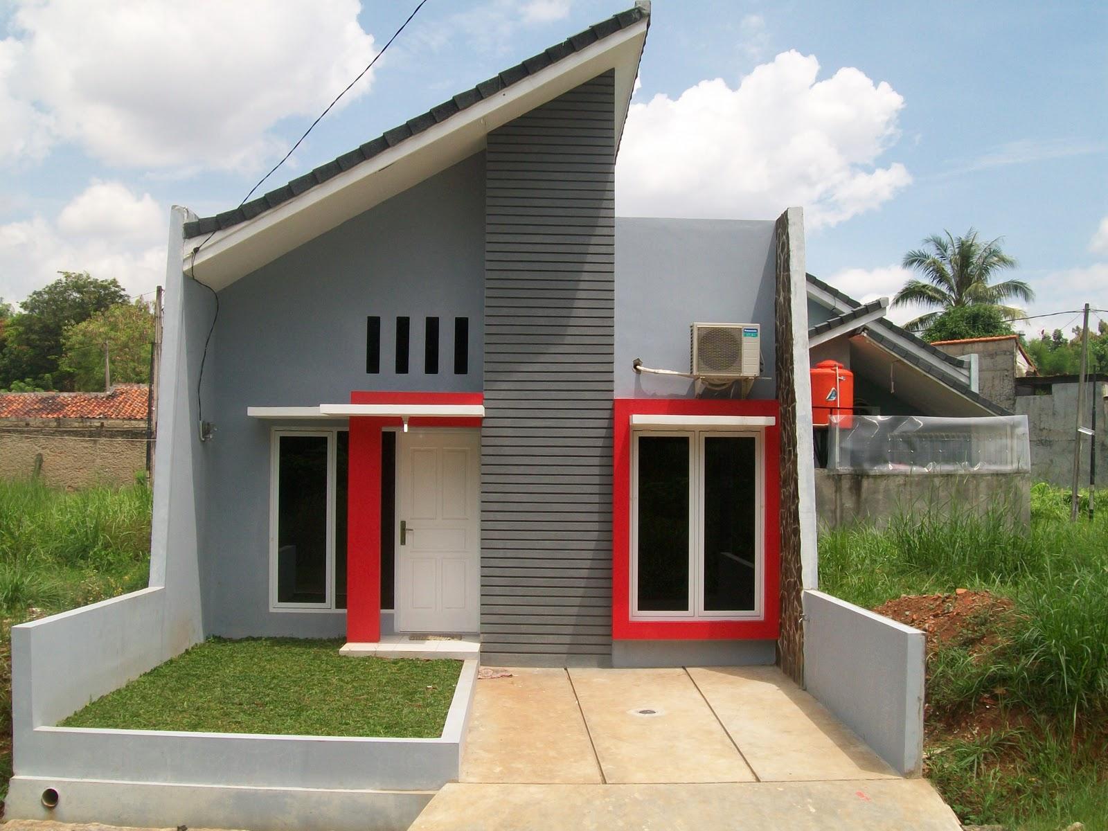 Model Rumah Minimalis Modern Type 36 Image Gallery HCPR