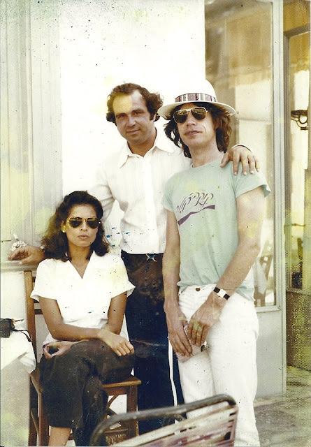 Όταν ο Mick Jagger έκοβε βόλτες στο Ναύπλιο