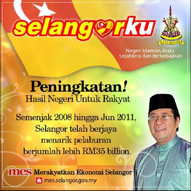 RM35 Bilion Dalam Masa Empat Tahun, Terbukti Kerajaan