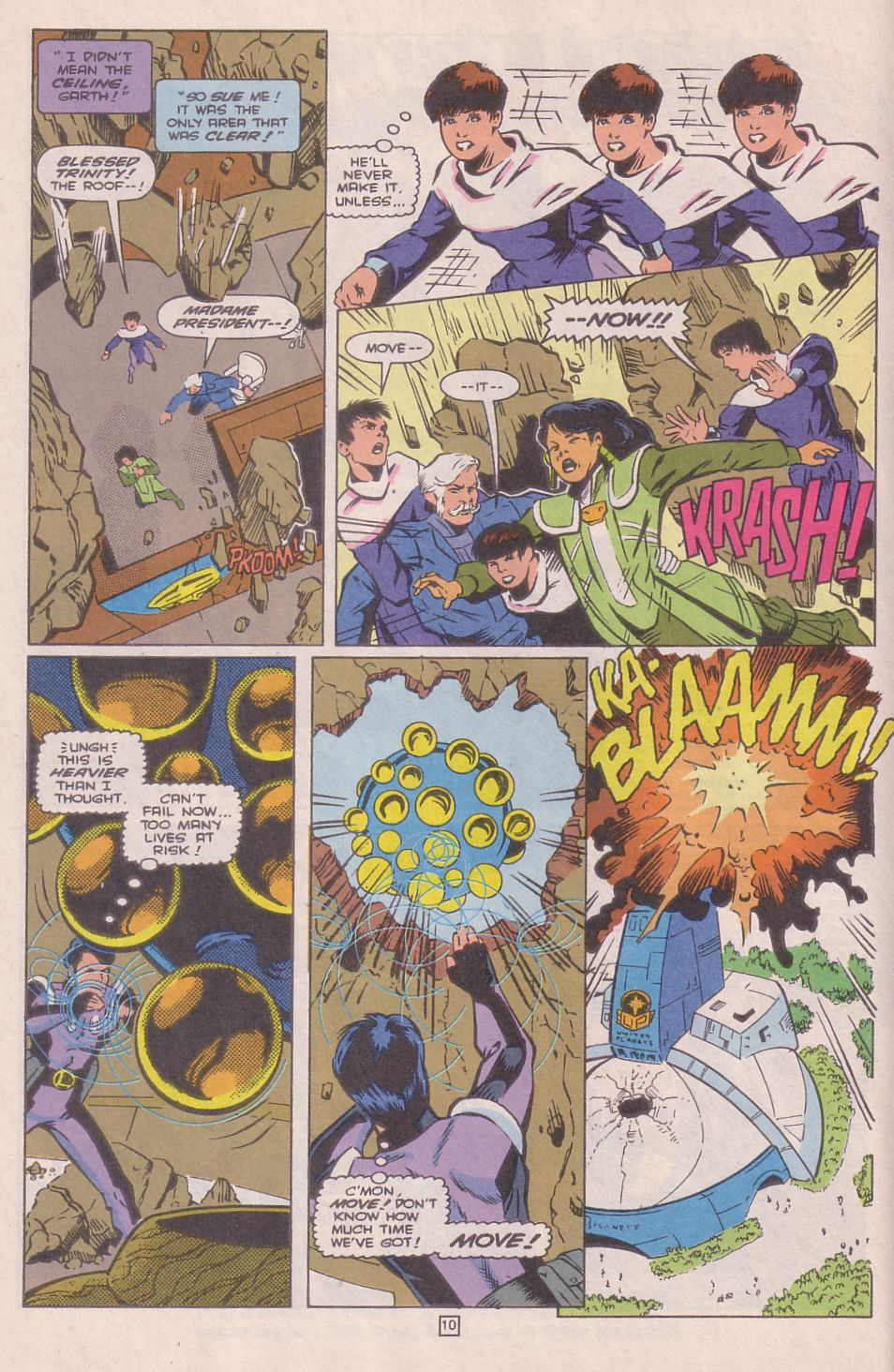 Legionnaires issue 0 - Page 11