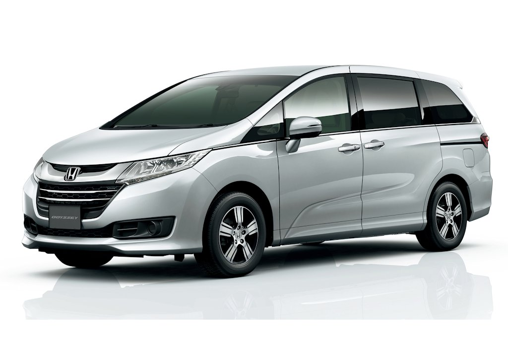 Honda Cars Philippines Adds New Odyssey Variant That Seats