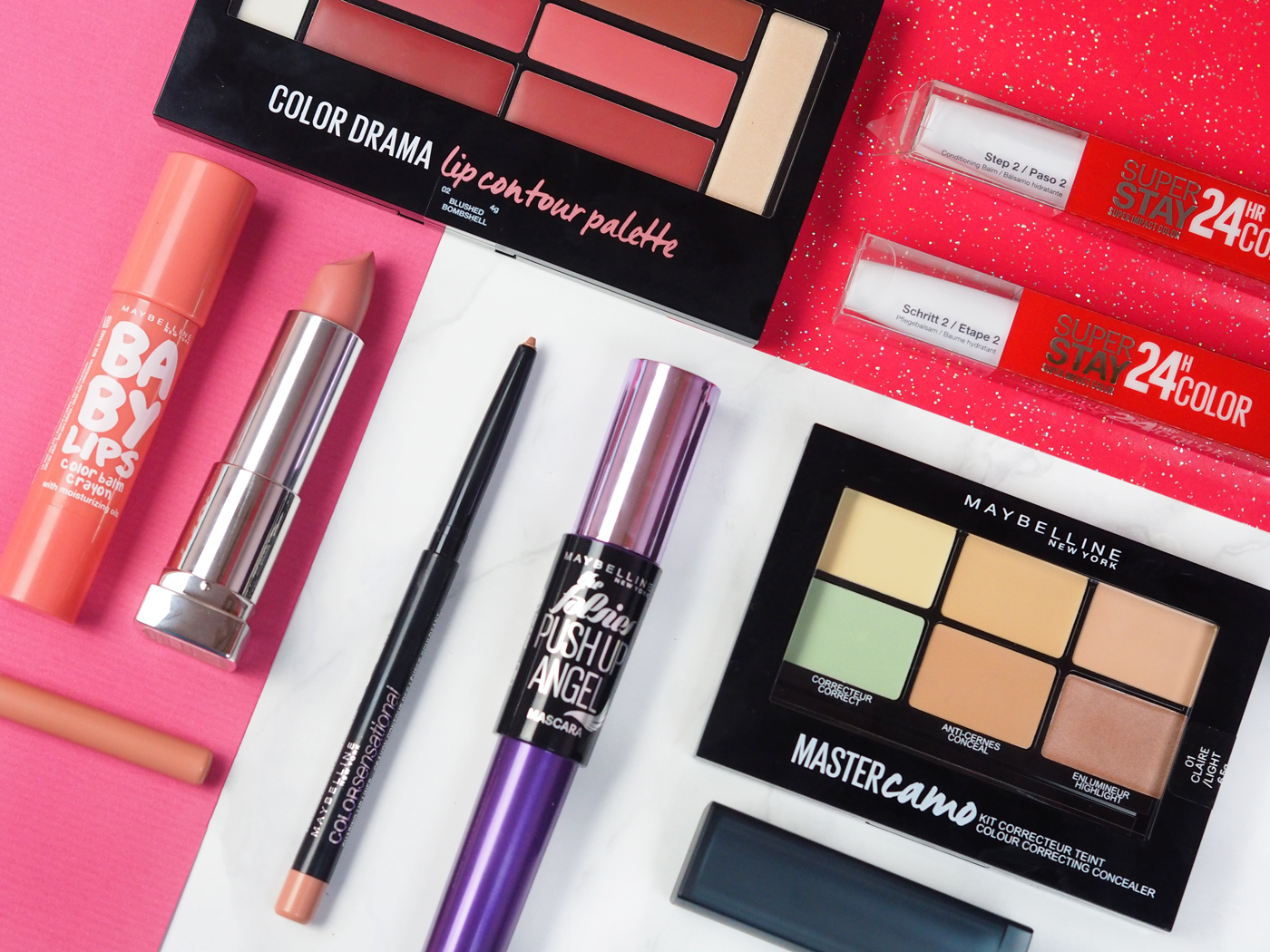 Maybelline Spring Beauty Launches 2017