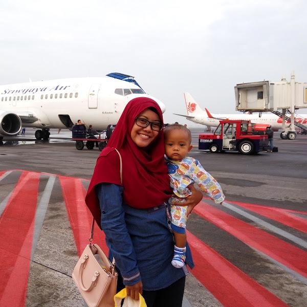 Traveling dengan Bayi MPASI