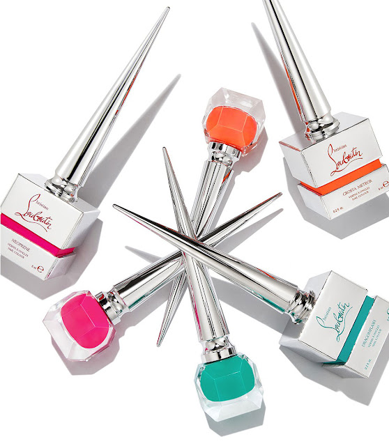 Christian Louboutin Loubiflash Nail Collection
