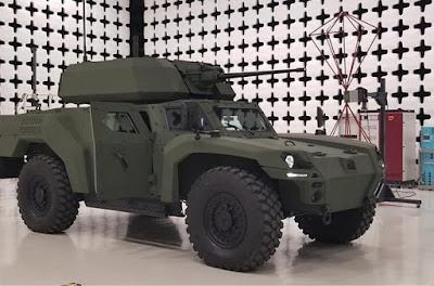 Otokar AKREP II TÜRKİYE'nin ilk elektrikli zırhlı aracı olma özelliğıne sahip.Araç bünyesinde barındırdığı yeni nesil teknoloji sayesinde hertürlü güncel ve gelecek teknolojik alt yapıya entegrasyon imkanı sağlayacaktır.