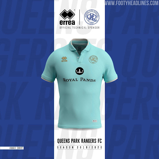 new product 2d4ef ebcf4 QPR 19-20 Home & Away Kits Released - Footy Headlines
