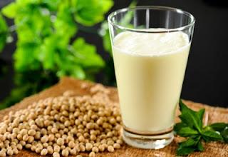 Manfaat Menakjubkan Susu Kedelai