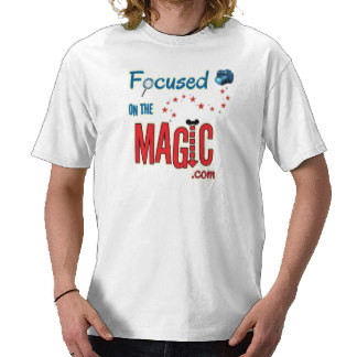 Focused on the Magic T-Shirts