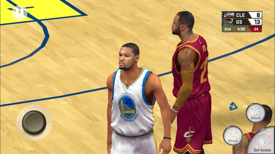 NBA 2K18 APK with Data+ OBB for Android Free Download