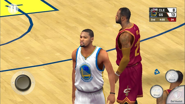 nba 2k18 apk download obb data
