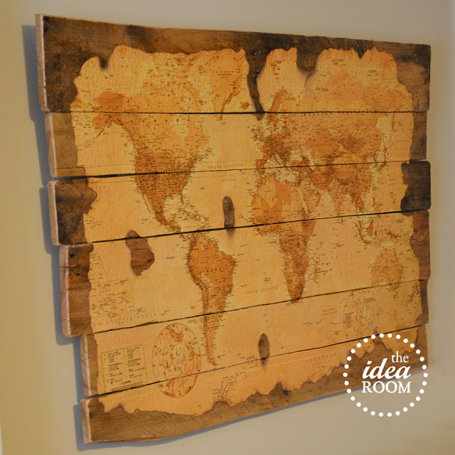 30 Wooden Pallet Craft Projects!