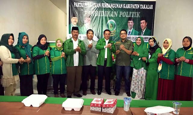 Jika Dibutuhkan, PPP Siapkan 16.000 KTP Kader Untuk IYL-Cakka